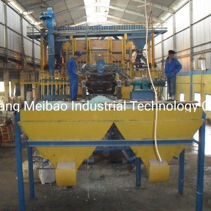 Automatic Energy Saving Dry Method Solid Sodium Silicate Making Machine
