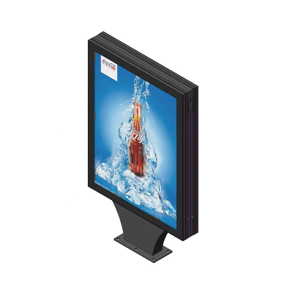 Advertising outdoor LED mupi light box billboard