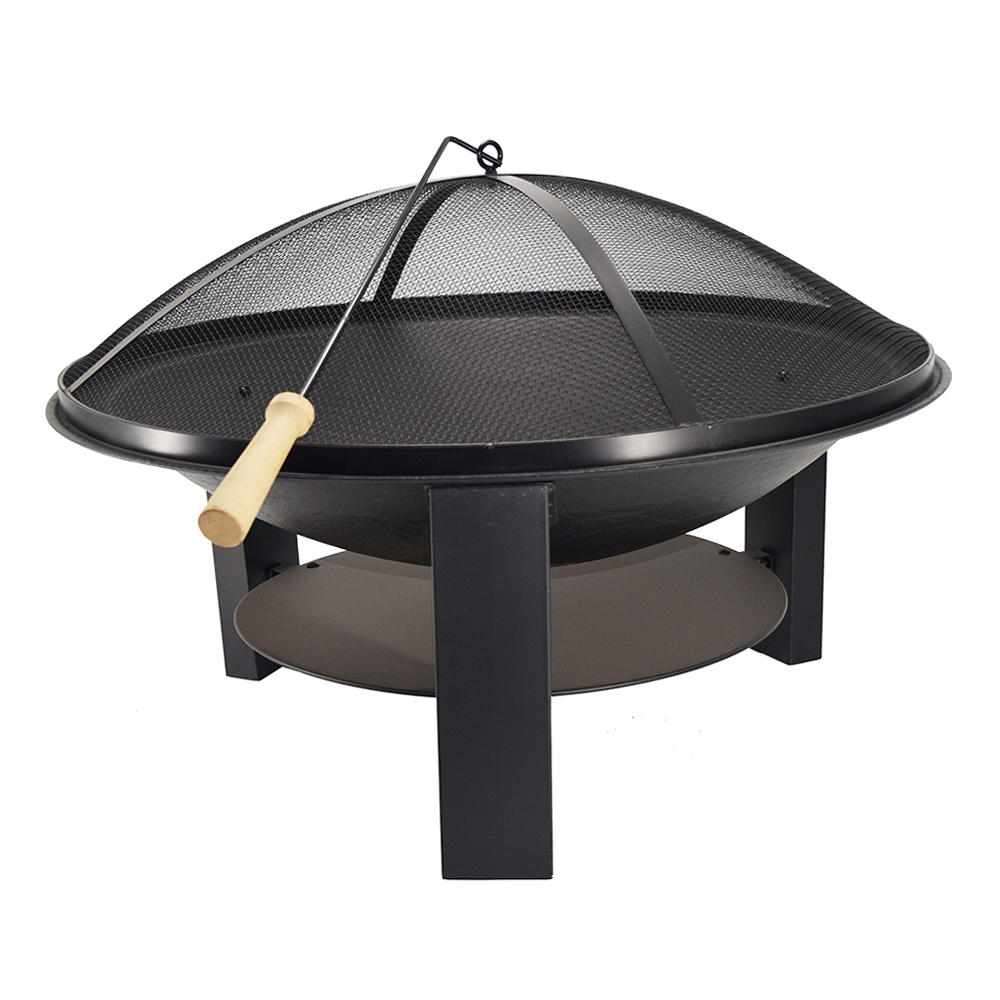 30inch cast iron garden fire pit bbq pits