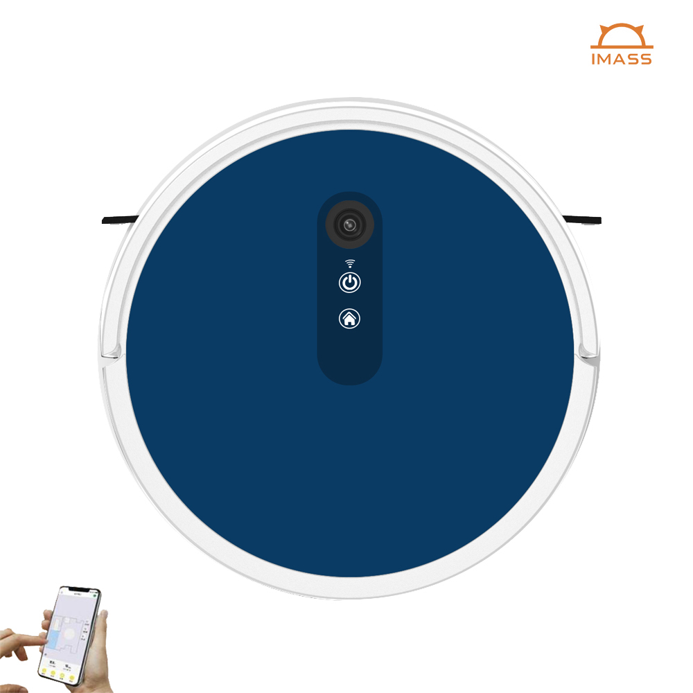 Visual navigation smart and intelligentautomatic cleaning robot sweep and mop 4 in 1 floor mop robot