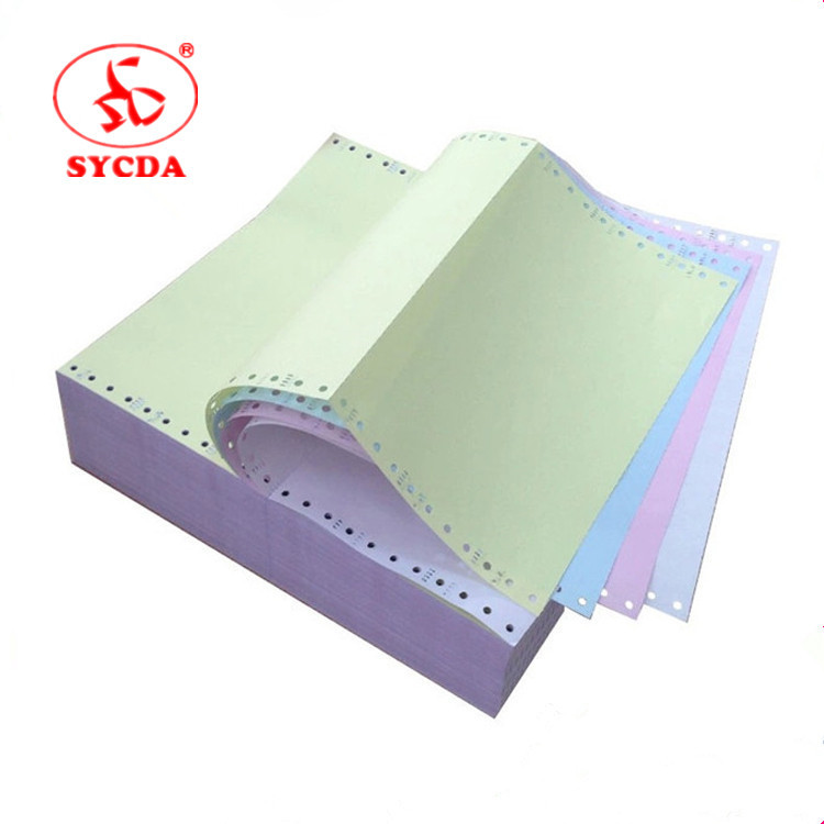 Quality custom bank continuous printing computer paper