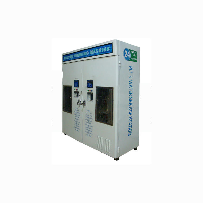Double door Drinking Water Vending Machine