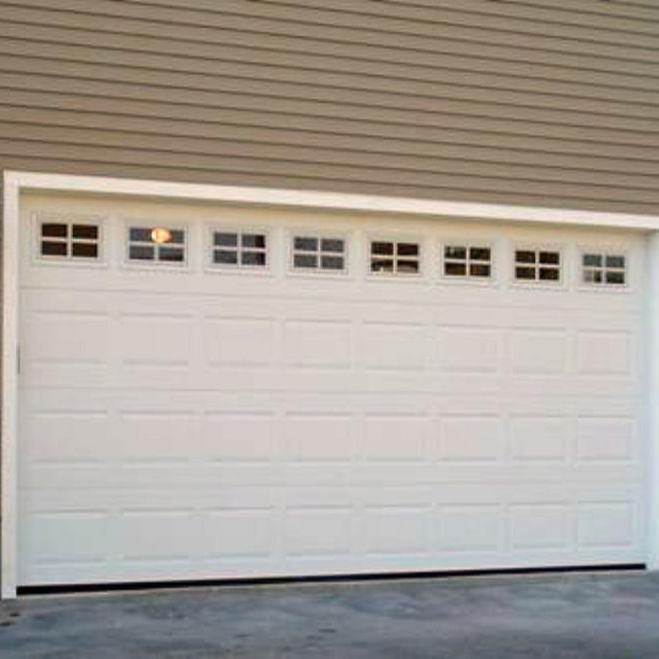 Heavy-duty Frame Aluminum 50mm Door Panel Gate