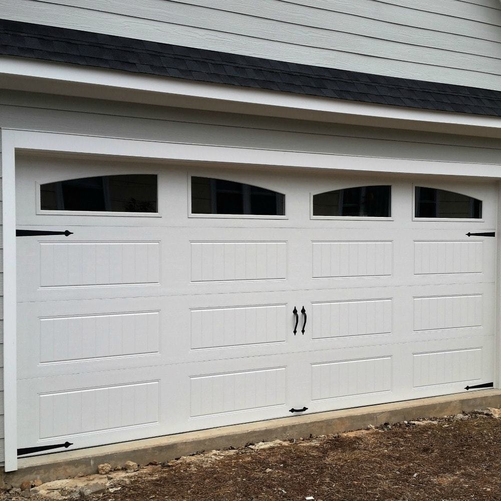 Panel Garage Door Aluminum folding ResidentialHigh Safety