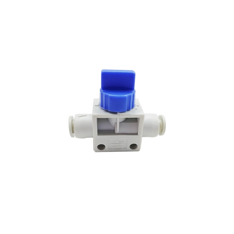 Pneumatic pipeline3-way manual valveVHK3 seriesPneumatic airfittings