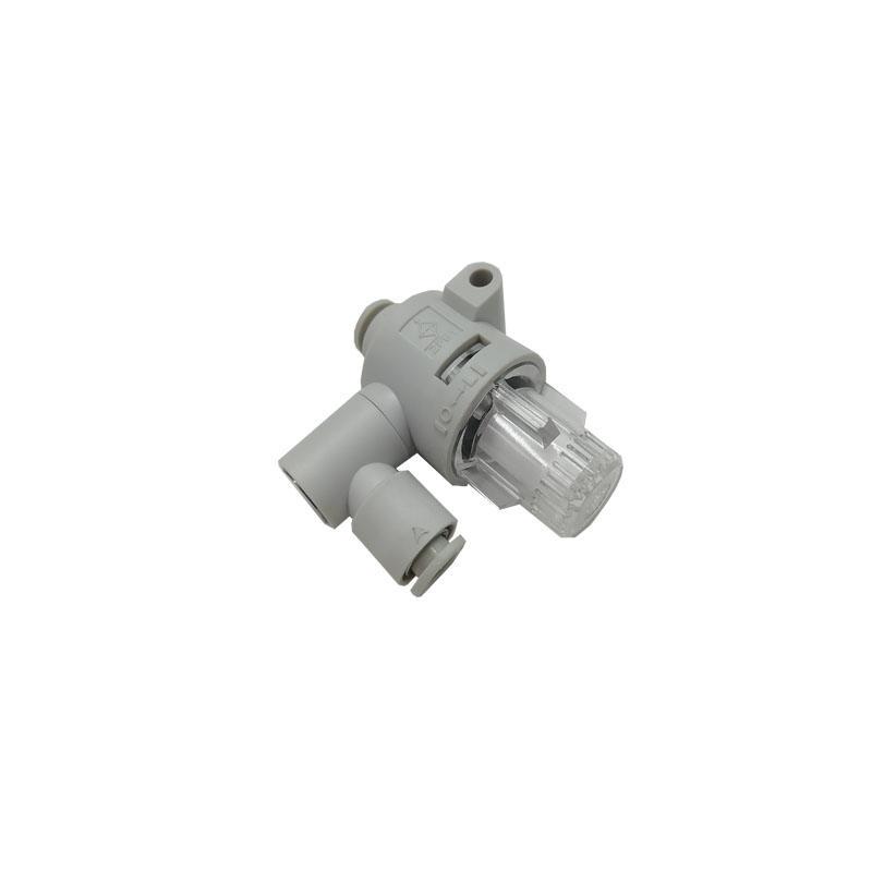 Vacuum filterZFB series0.5MpaFittings-1000-0kPaPneumatic fittings