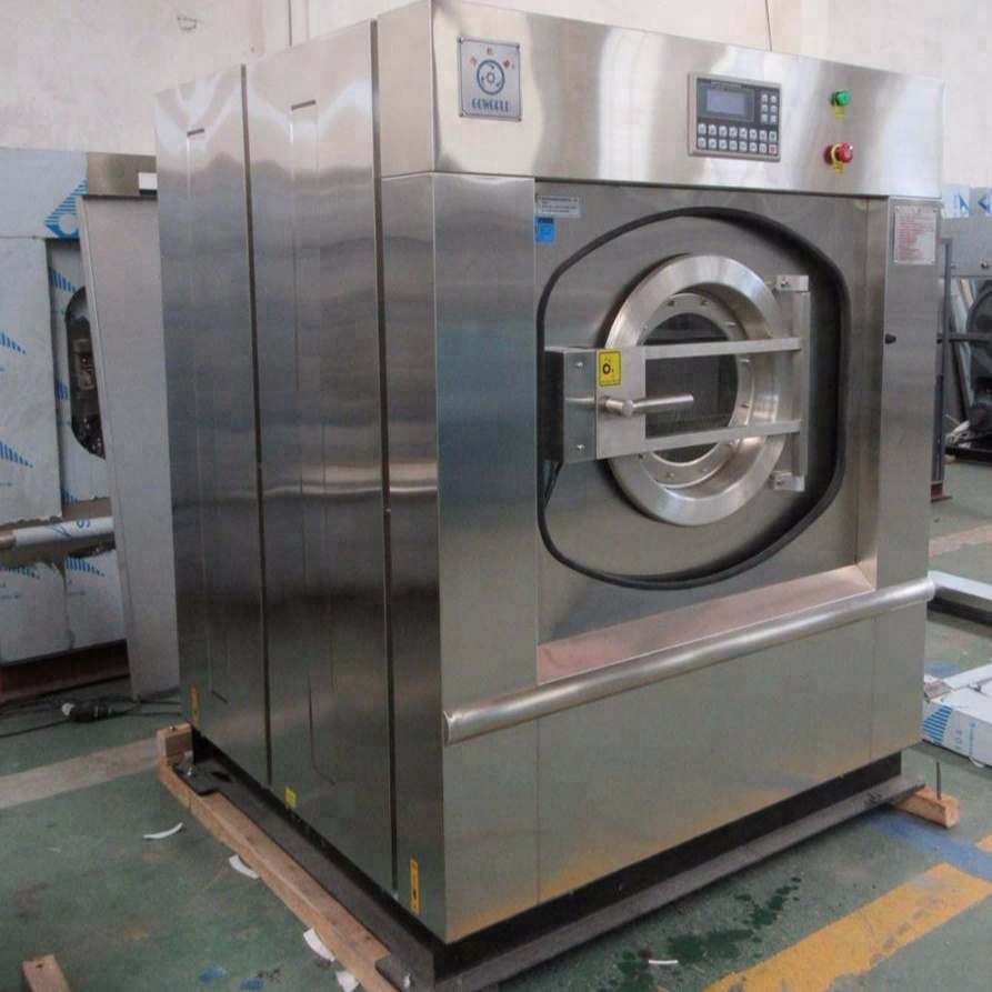 35KG hotel laundry equipment(washer extractor,dryer)
