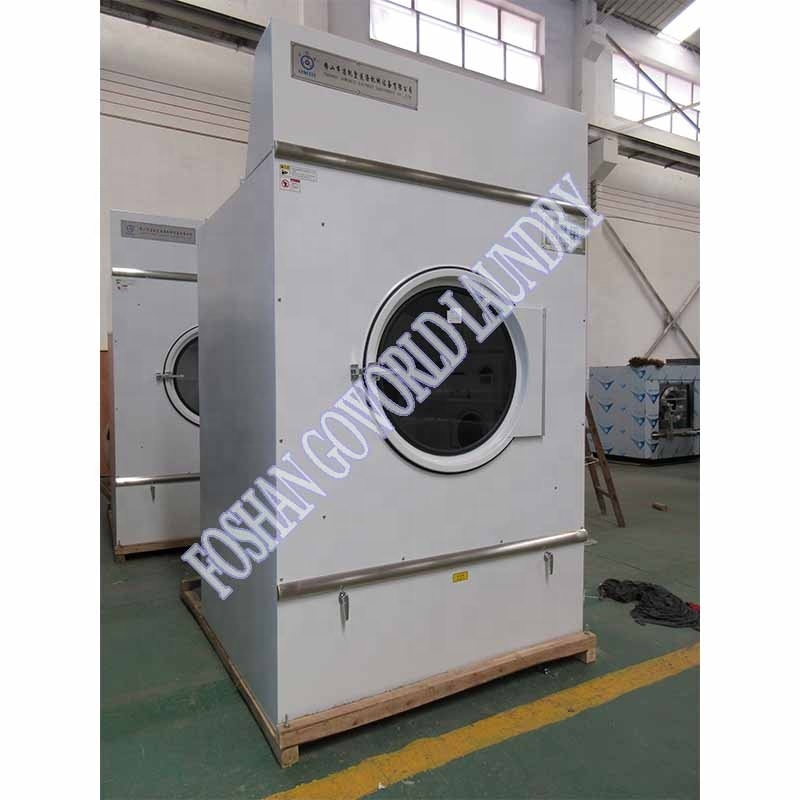 100kg electricheat hotel tumble dryer,hotel fabric drying machine