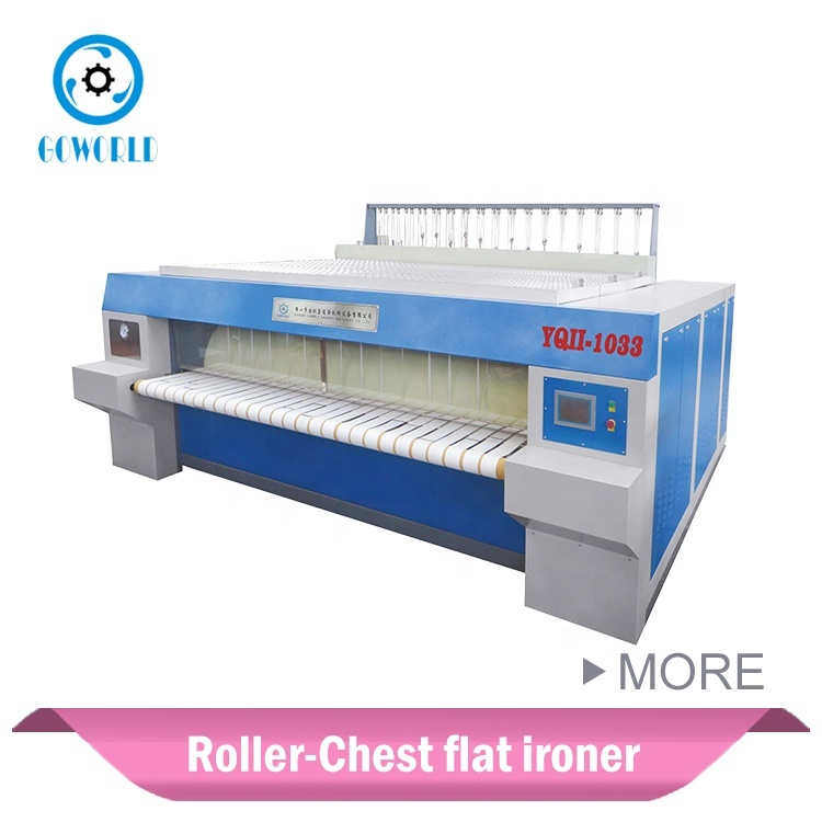 hotel equipment-gas oil heating ironing machine