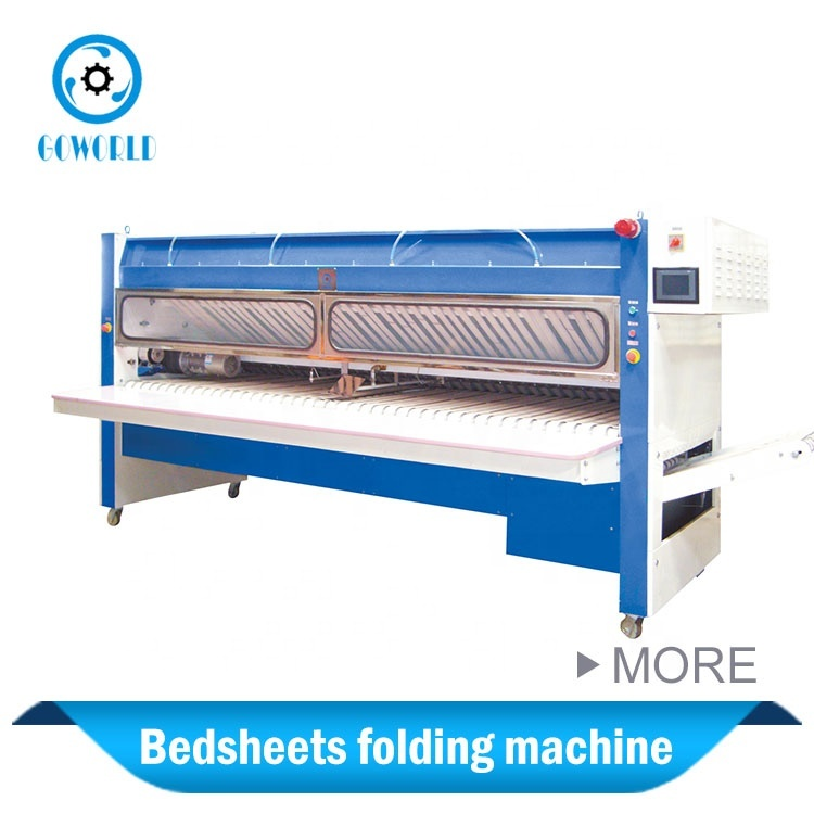 Folding Machine,laundry machine for Venezuela hotel market
