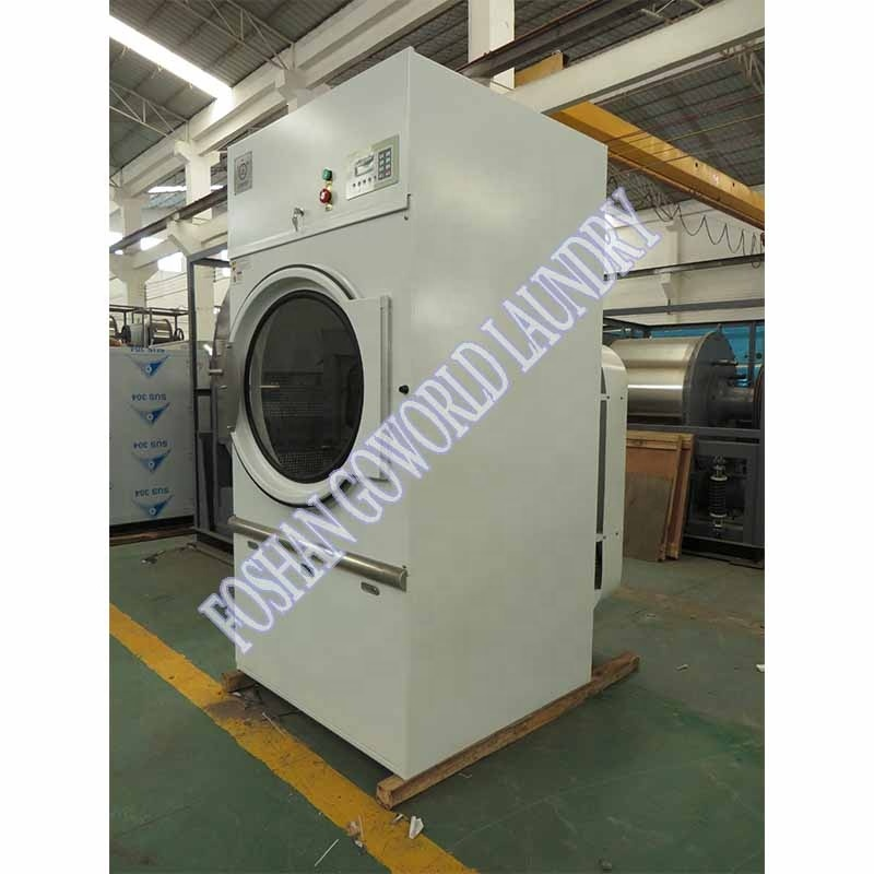 15kg steam heating hotel and hospital tumble dryer