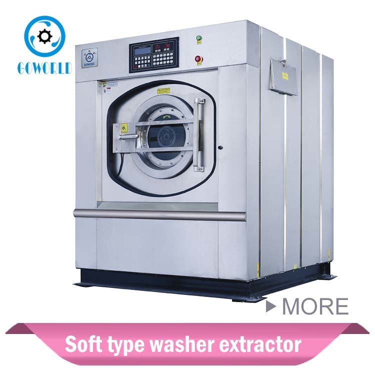 50kg hotel laundry washer,industrial washing machine