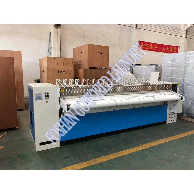 3 meter roller-chest ironing machine for hospital,hotel,laundry factory