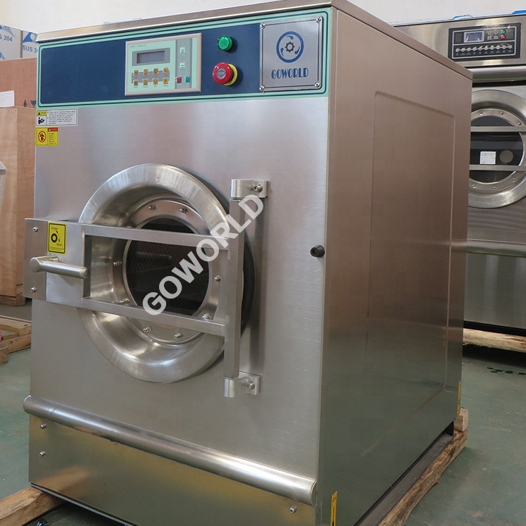 Steam heating hotel washer extractor,hotel washing machine