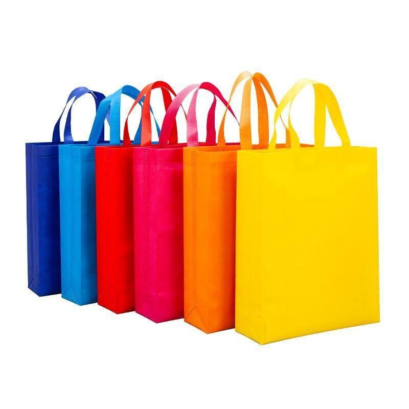 Reusable PP Non Woven Vest ShoppingNonwoven Bag