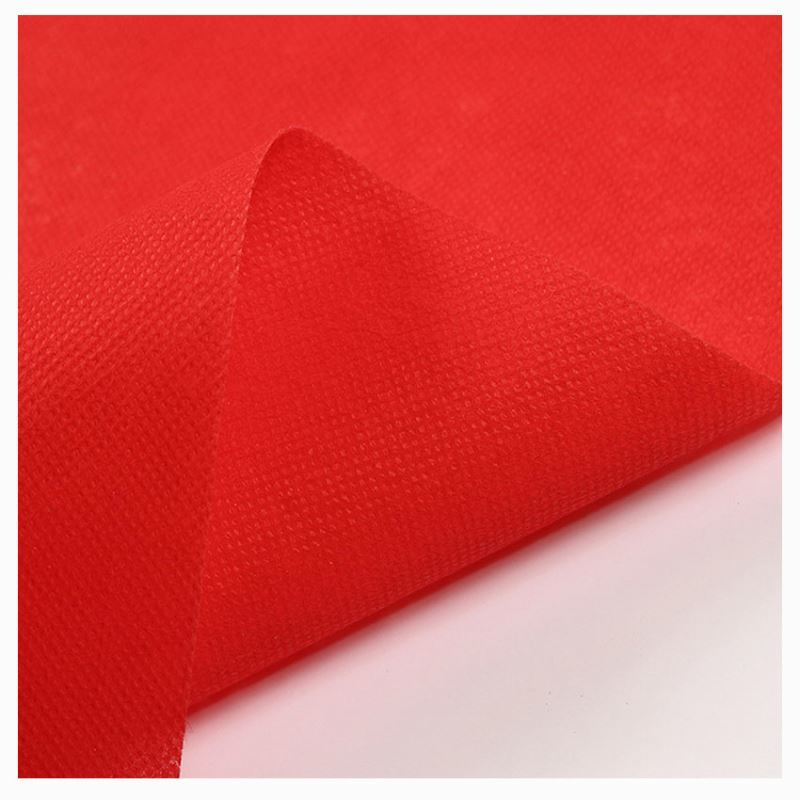 Factory price special design printed advertising bag nonwoven fabric for bags making