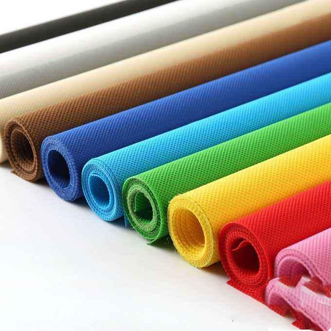 100% PP Spounbond Non Woven Fabric Used for Shopping Bags