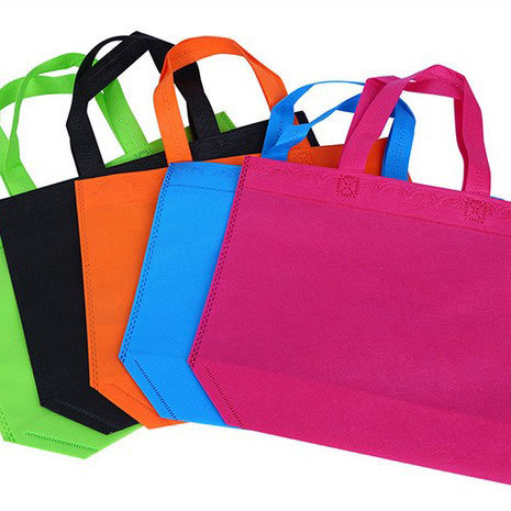 High Quality 100% Polypropylene Spunbond Nonwoven Fabric Shopping Bag