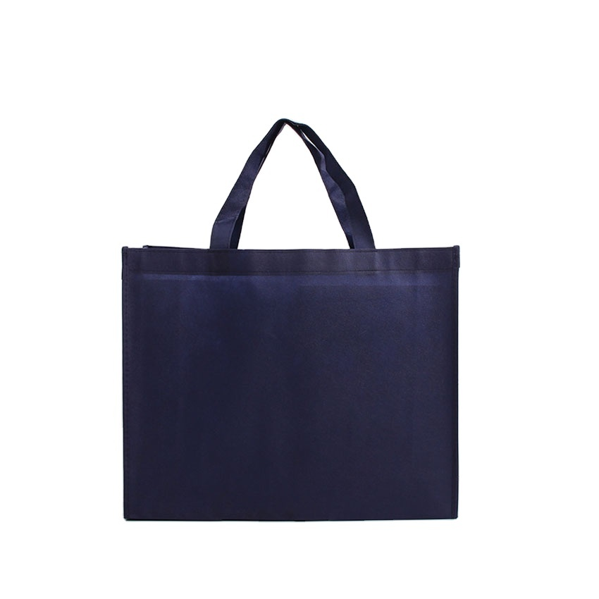 nonwoven shoe drawstring bag laminated with printed logo