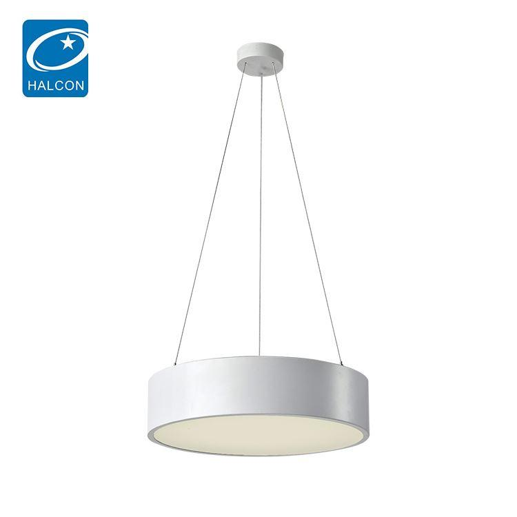 Factory price 3000K 4000K 5000K 24 30 36 48 w led pendant light