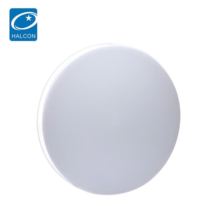 Modern indoor office school lighting surface mounted 30 45 60 watt Round LED Ceiling Light
