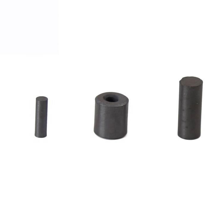 High performance segment ferrite magnet for pumps