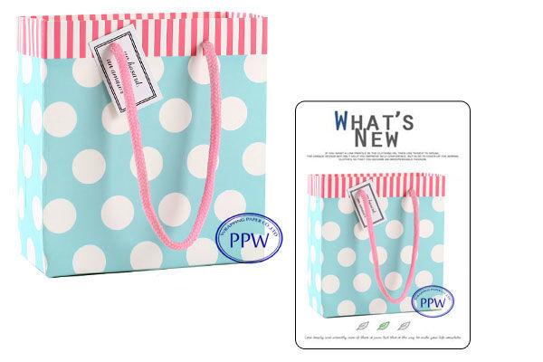 New Fashion Paper Bag Layout Wholesales