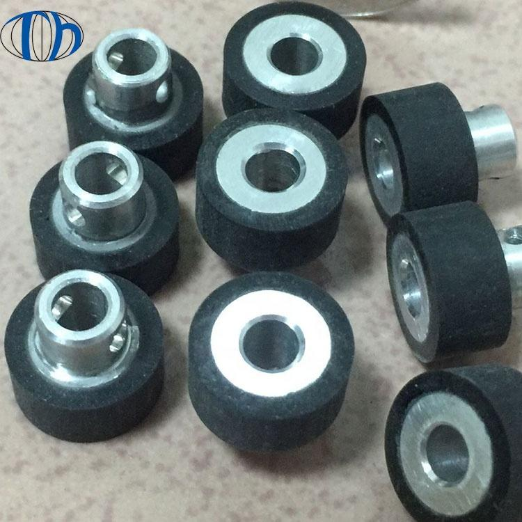 Professionally LOW PRICE EPDM small rubber roller of covered