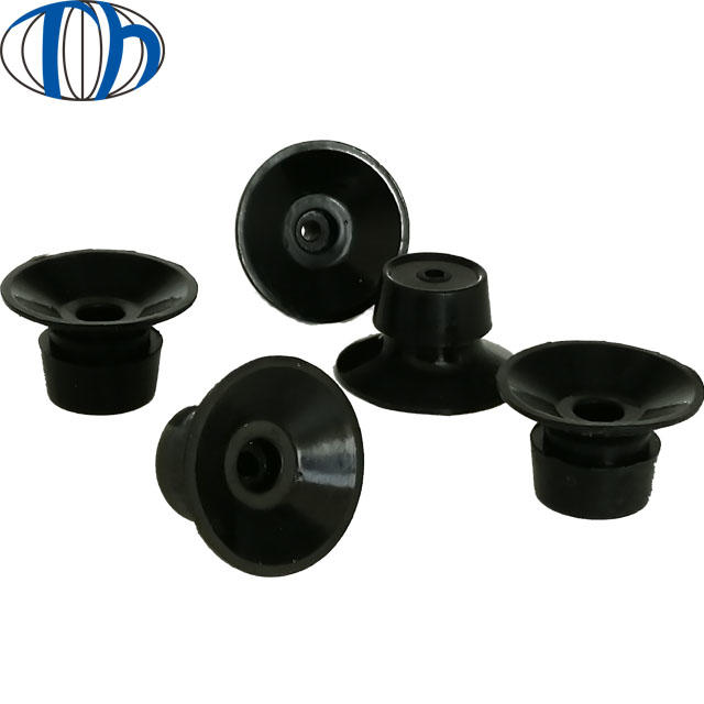 OEM High Precision Custom rubber Silicone Molding industrial suction cup vacuum a sucker