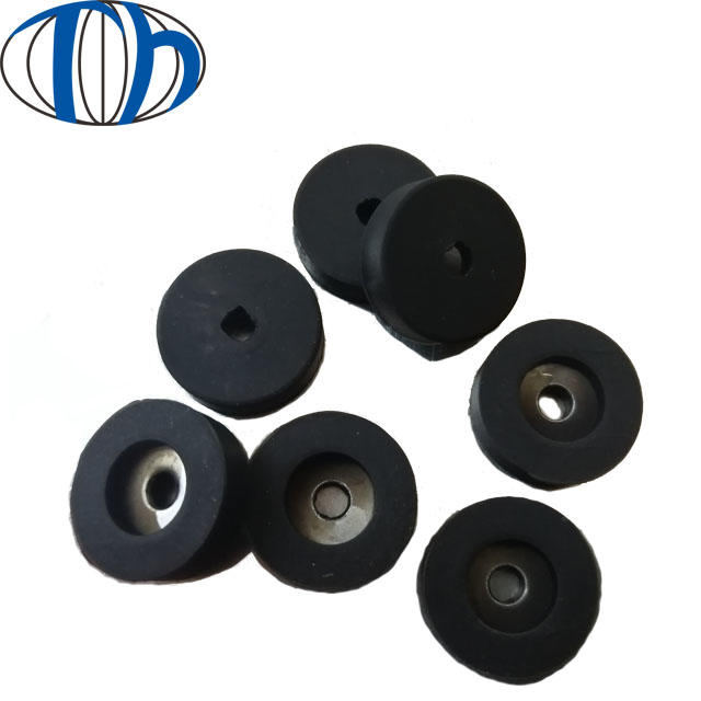OEM Automotive Silicone Part Rubber Products Rubber Mount Customized Coupling Rubber Bushing for Auto Accessories