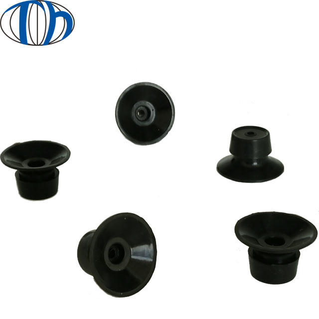 Manufacturer OEM High Precision Custom rubber Silicone Molding industrial suction cup vacuum a sucker