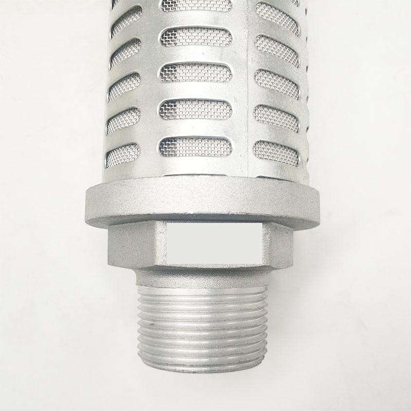 Pneumatic partair silencer AN700-12 pneumatic muffler