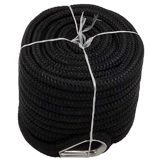 3 strand nylon rope Anchor Rope for Ship boat parts marine hardware