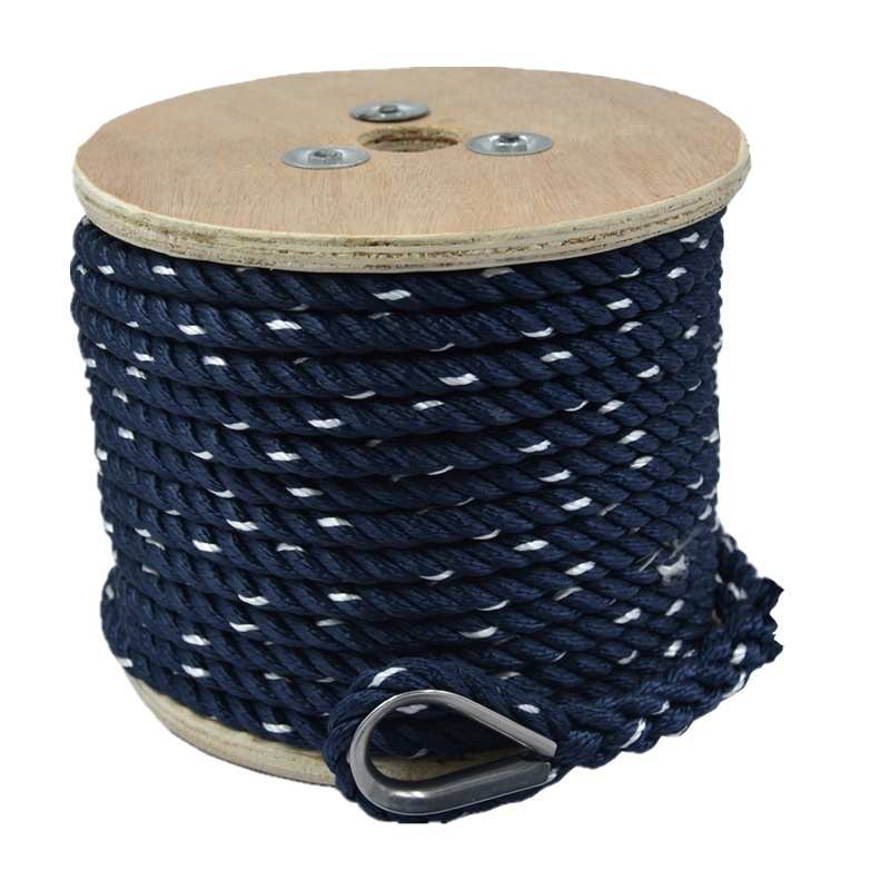 Hot selling Customized Marine Anchor Line Abrasion Resistance Mooring Rope