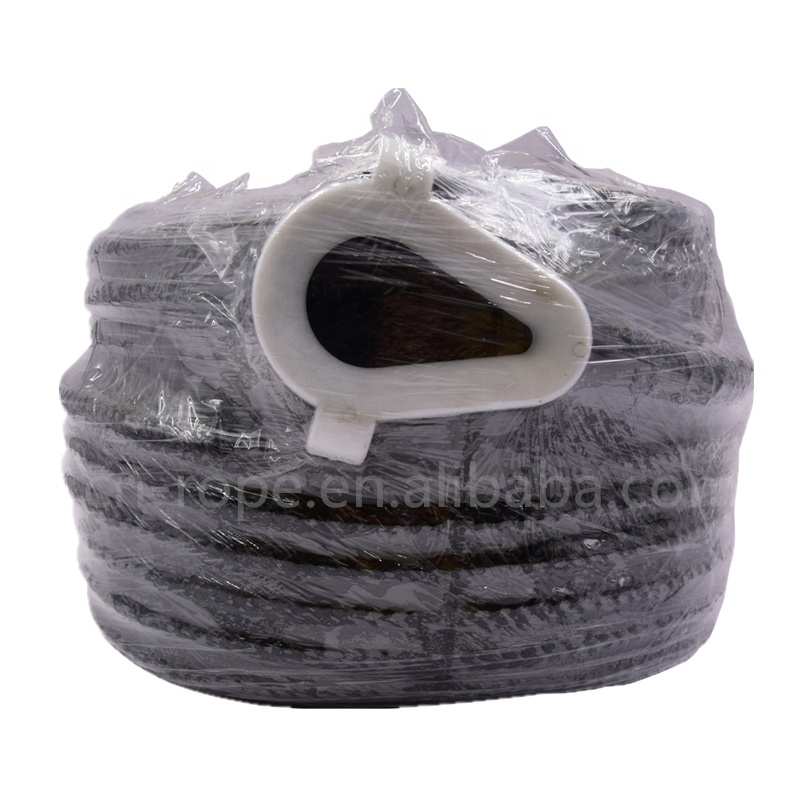 Hot Selling Premium Nylon Polyester PP Boat Mooring Rope Braided Anchor Line