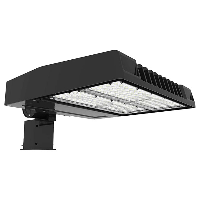 300w High quality LED light with smd 3030 chips street fixtures for Parking lot lighting