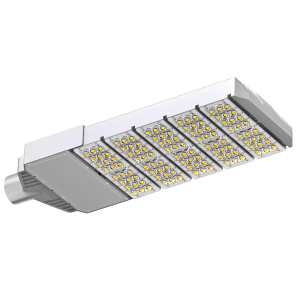High efficiency 5 years warranty 135lm/w aluminum led street light 200watt