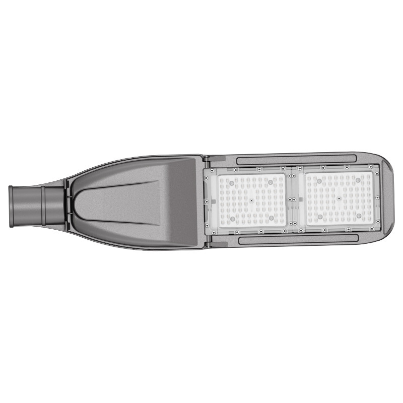 160lm/w die cast aluminium street light body bajaj led 100w with cheap price