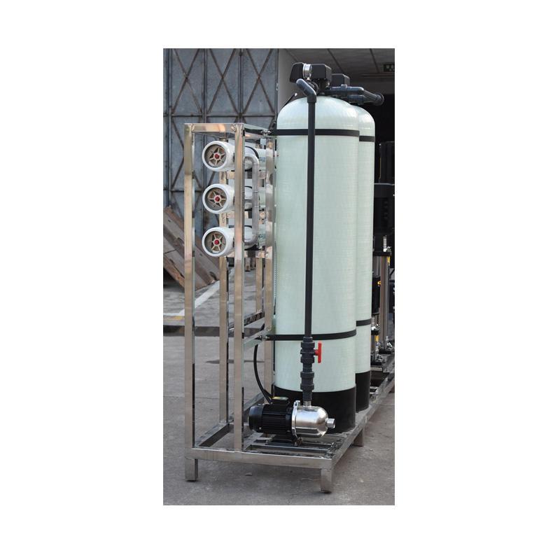 brackish water CIP dosing system uv reverse osmosis big ro plant 1000 lph price