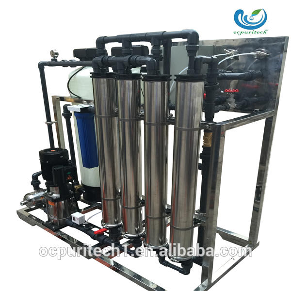 reverse osmosis system water purifier hot cold water dispenser