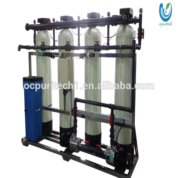 waste drinking water treatment system machine plant with price