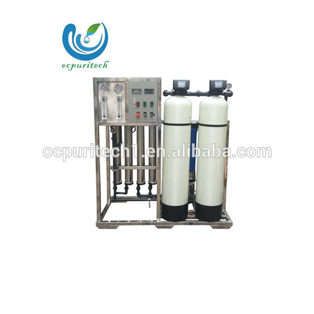 Industry containerized ro water treatment plant for sale