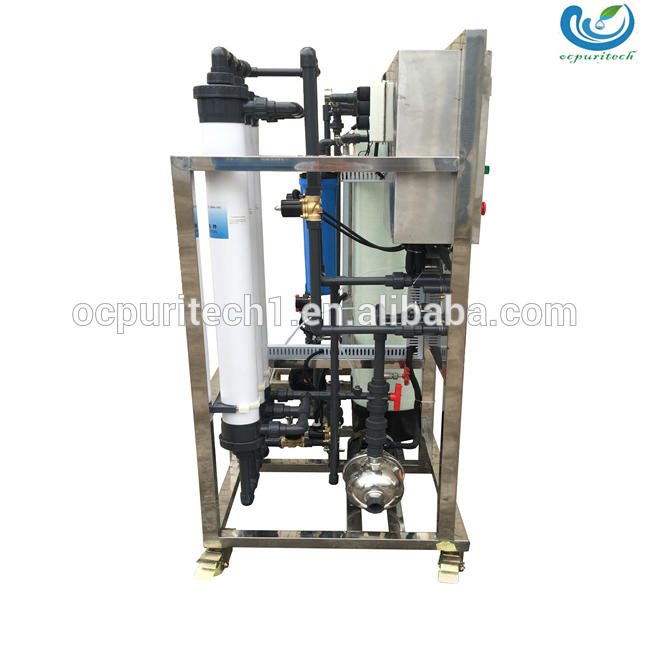 big river water ro purifier cabinet machine industrial 200lph water purification system