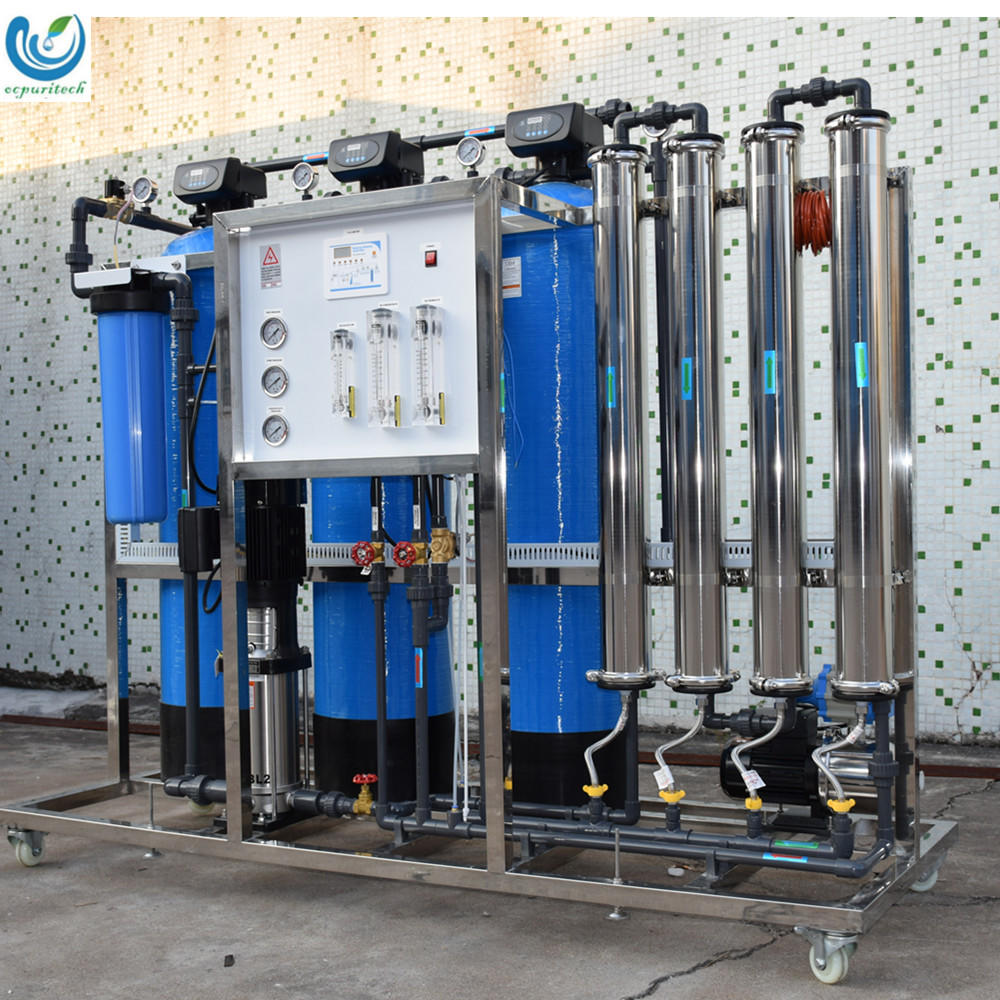 1000lph reverse osmosis system reverse osmosis water treatment/ro water plant price