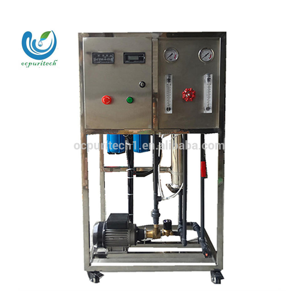 Small Commercial 800GPD Reverse Osmosis System