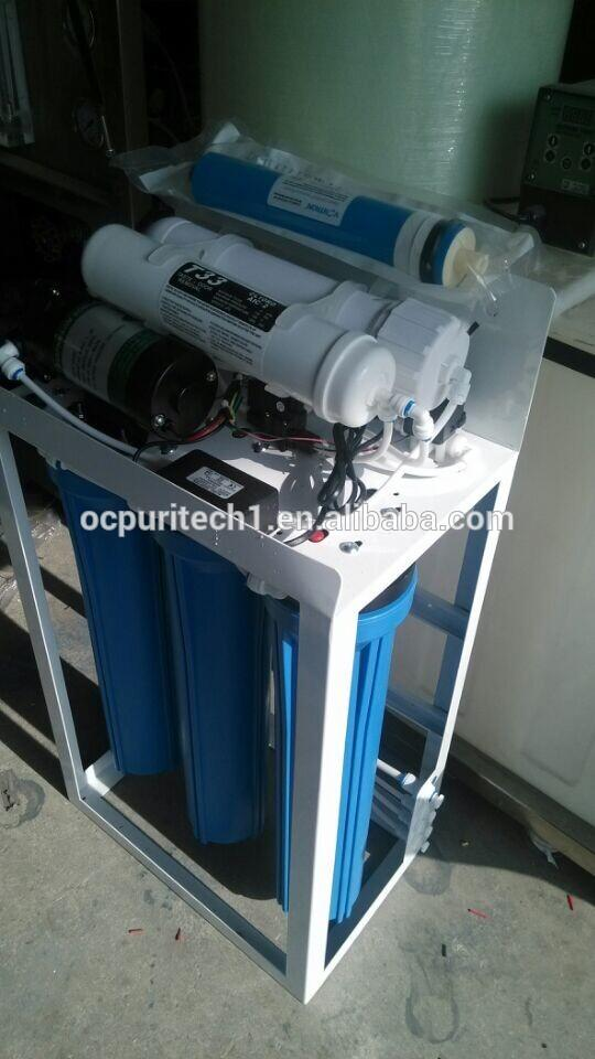 400 gpd reverse osmosis systems compact machine
