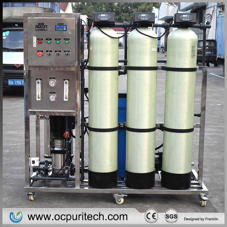 5 micron pp filter cartridge 500 lph ro water treatment plant