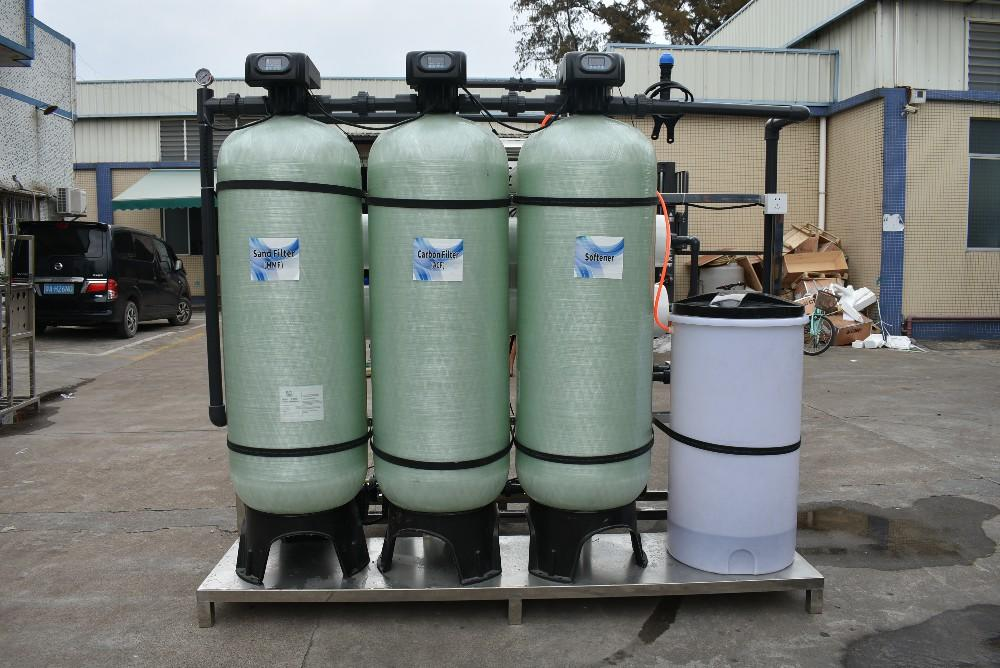 2t ro filtration purification industrial drinking treatment plant osmose water machine