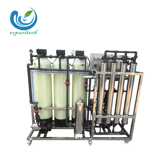 1000lph borehole salty ro waste water treatment plant system price