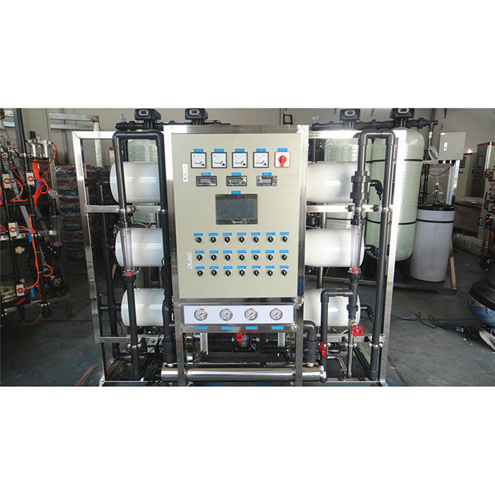 RO Drinking water filtration plant